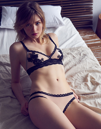 Antoinette Lingerie Set - Awesome World - Online Store  - 1