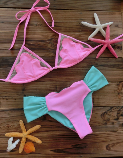 Shell Mermaid Bikini - Awesome World - Online Store  - 1