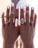 6 Pieces Ring Set - Awesome World - Online Store  - 1