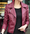 Casual Leather Jacket - Awesome World - Online Store  - 3