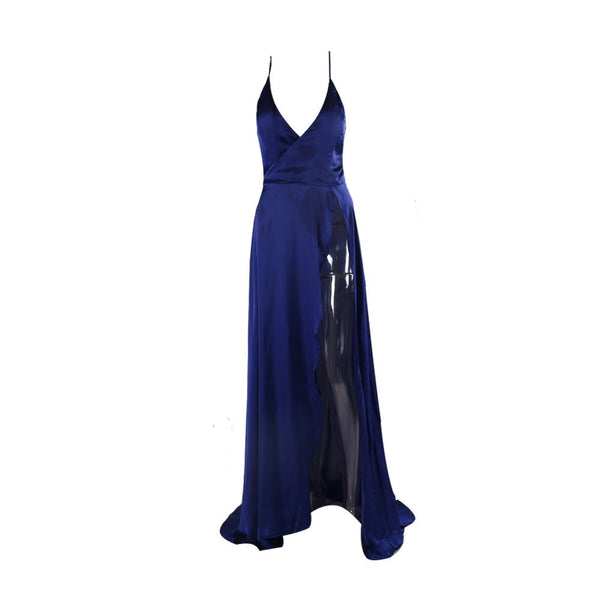Royal Blue Dress - Limited Edition - Awesome World - Online Store  - 2