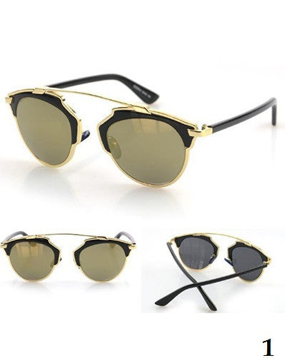 Fashion Vintage Sunglasses - 9 Colors - Awesome World - Online Store  - 9