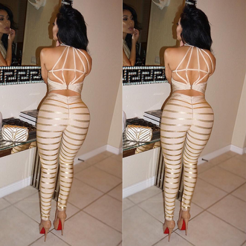 Kendall Bodycon Two Pieces Set