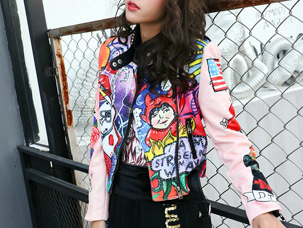 Street Style Gigi Jacket - Limited Stock - Awesome World - Online Store  - 3