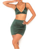 Satin Set - Green & Red - Awesome World - Online Store  - 6