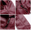 Casual Leather Jacket - Awesome World - Online Store  - 7
