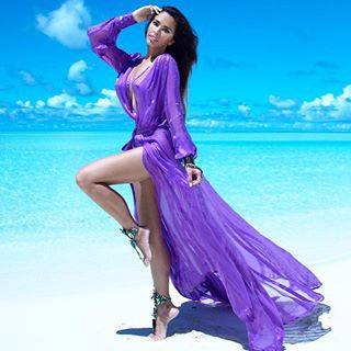 The Night Purple Dress - Awesome World - Online Store  - 3