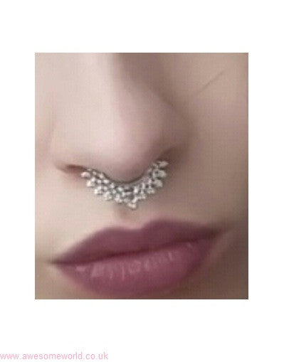 Nose Fake Boho Piercing - 3 colors - Awesome World - Online Store  - 7