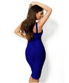 Sleekin' Out Thigh Bandage Dress - 11 colors - Awesome World - Online Store  - 30
