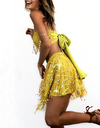 Fringe Sequins 2 Pieces Set - 2 colors - Awesome World - Online Store  - 1