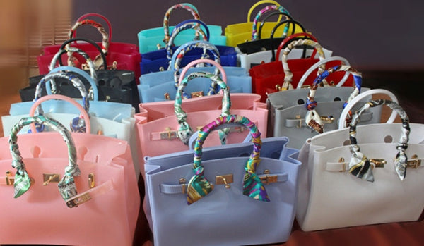 Birkin PVC Style Bag - 20 colors - Awesome World - Online Store  - 3