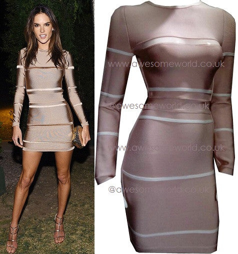 Aless Bandage Dress - Awesome World - Online Store  - 3