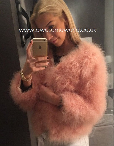 Glam Fur Coat - 10 colors - Awesome World - Online Store  - 4