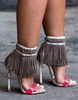 The Luxe Fringed Sandals - Awesome World - Online Store  - 1