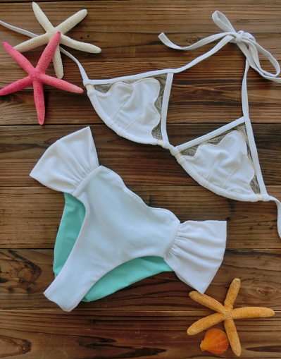 Shell Mermaid Bikini - Awesome World - Online Store  - 2