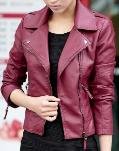 Casual Leather Jacket - Awesome World - Online Store  - 4