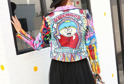 Street Style Jacket - Limited Stock - Awesome World - Online Store  - 4