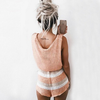 Knitted Jumpsuit - Awesome World - Online Store  - 2