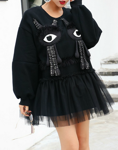 Street Style Shirt Dress - Limited Stock