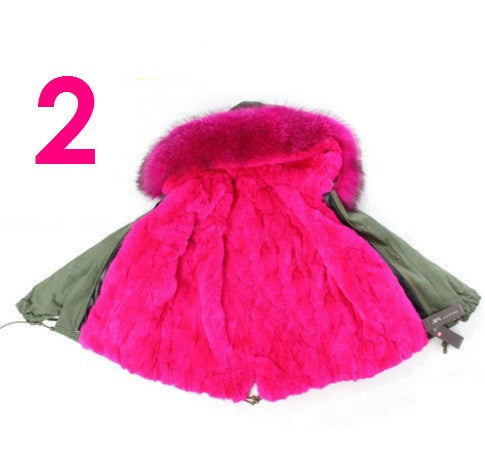 Miss Fur Coat - 8 colors - Awesome World - Online Store  - 3