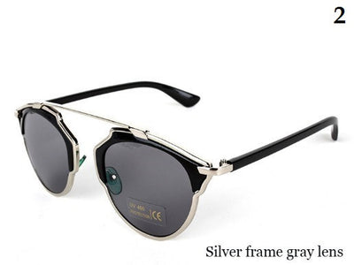 Fashion Vintage Sunglasses - 9 Colors - Awesome World - Online Store  - 10