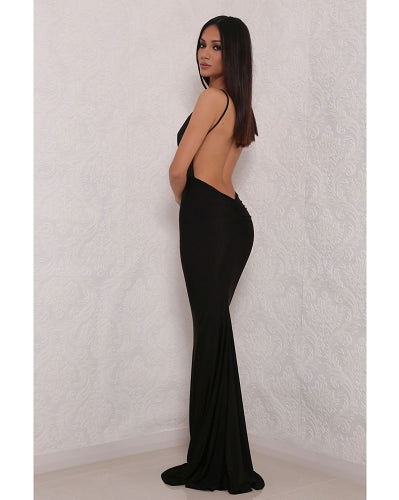 All Eyes on You Black Dress - Awesome World - Online Store  - 9
