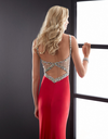 Mesh Cut Out Sequinned Gown - 3 colors - Awesome World - Online Store  - 4