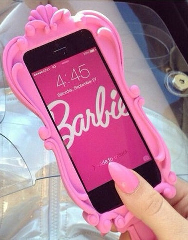 Princess Mirror Case - Samsung & iPhone