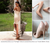 Matte Nude Stiletto - 3 Heel Sizes - Awesome World - Online Store  - 4
