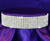 Rhinestone Choker - 8 rows - Awesome World - Online Store  - 3