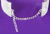 Rhinestone Choker - 12 rows - Awesome World - Online Store  - 3