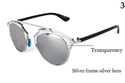 Fashion Vintage Sunglasses - 9 Colors - Awesome World - Online Store  - 11