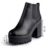 Warm Platform Boots - 2 colors - Awesome World - Online Store  - 2