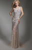 Crystal Degrade Couture Gown