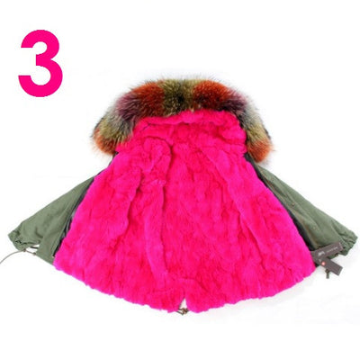 Miss Fur Coat - 8 colors - Awesome World - Online Store  - 4