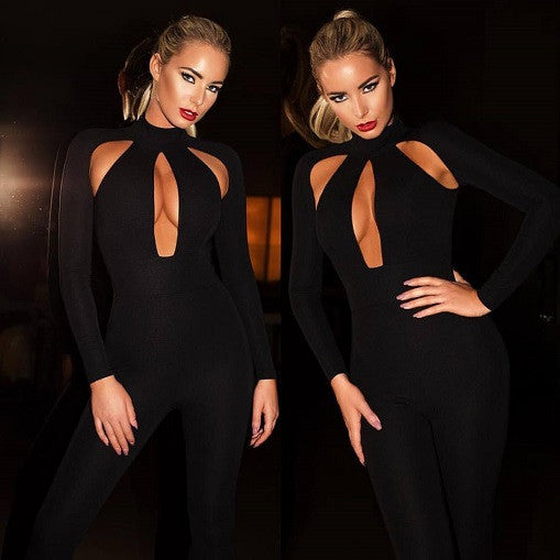 Athens Bandage Jumpsuit - Awesome World - Online Store  - 4