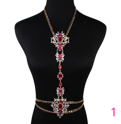 Tropical Body Chain - Awesome World - Online Store  - 3