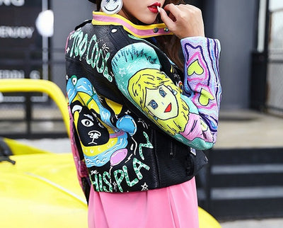 Street Style Jacket - Limited Stock - Awesome World - Online Store  - 9
