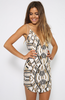 Sequins Luxury Details Dress - Awesome World - Online Store  - 3