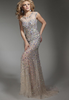 Crystal Degrade Couture Gown - Awesome World - Online Store  - 1