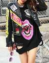 Street Style Rose Jacket - Limited Stock - Awesome World - Online Store  - 5
