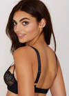 Cherie Lace Cut Out Bra - Awesome World - Online Store  - 3