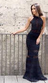 Bandage & Lace Maxi Gown - 2 colors - Awesome World - Online Store  - 5