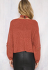 Knitted Sweater+Choker - 4 colors - Awesome World - Online Store  - 3