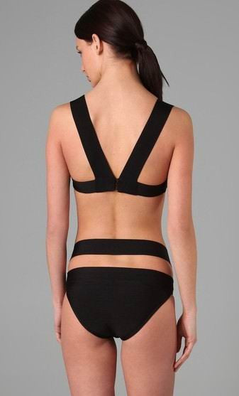 Strappy Black Bikini - Awesome World - Online Store  - 4