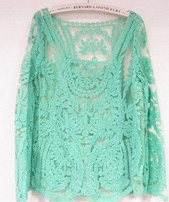 Lace Long Sleeve - Many Colours - Awesome World - Online Store  - 6
