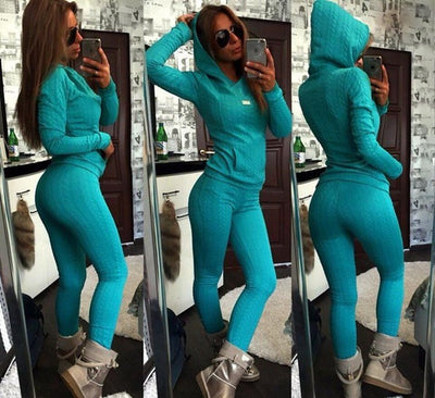 Fashion Casual Tracksuit - 5 Colors - Awesome World - Online Store  - 3