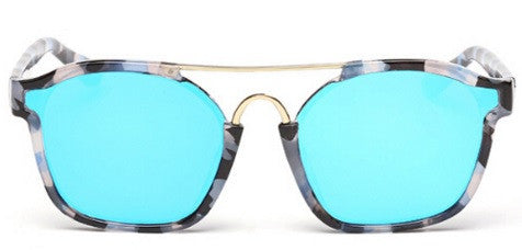 Acetate Trendy Sunglasses - 7 Colors - Awesome World - Online Store  - 7