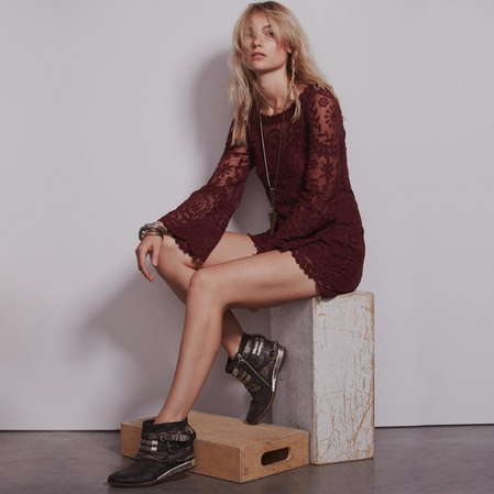 Boho Lace Dress - Awesome World - Online Store  - 3