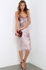 Velvet Kylie Style Dress - Awesome World - Online Store  - 6
